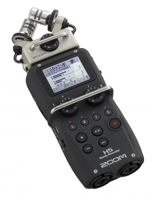 ZooM H5 digitálny záznamník