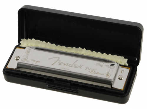 Fender Blues Deluxe C fúkacia harmonika
