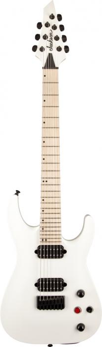 Jackson Pro DKA7 Satin White elektrická gitara