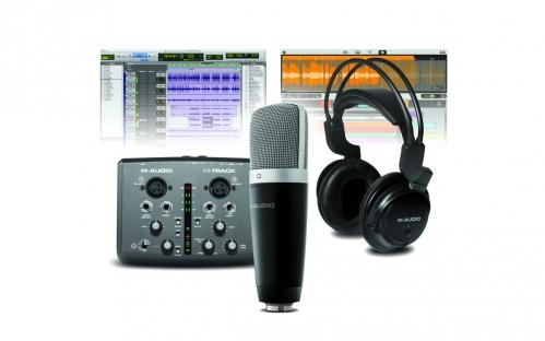 M-Audio Vocal Studio Pro štúdiový mikrofón