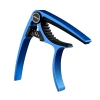Jeremi AE01 acoustic guitar capo, blue