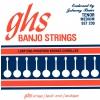 GHS Johnny Baier Signature struny pre 4-strunové banjo, Loop End, Medium, .011-.030