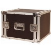RockCase Professional Flight Case - Rack 8HE / 8HU
