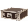 RockCase Professional Flight Case - Rack 4HE / 4HU