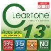 Cleartone struny pre akustickú gitaru 13-56 bronze