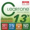 Cleartone struny pre akustickú gitaru, 13-56 phosphor Bonzo