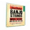 Banjo Nickel Strings Tenor 4 String struny pre banjo 9-30