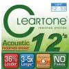 Cleartone struny pre akustickú gitaru, 12-53 phosphor bronze