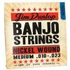 Banjo Nickel Strings Medium 5 Strine 010-023 struny pre banjo 10-23