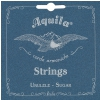 Aquila Sugar Ukulele String Set, Concert, low G (wound)