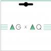Aquila AGXAQ struny pre ukulele