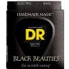 DR BKB6-30 Extra Black Beautie Medium struny na basovú gitaru