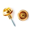 Dunlop SLS1404 Flush Set Straplok (gold)