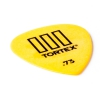 Dunlop 462R Tortex III guitar pick 0.73mm
