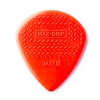 Dunlop Nylon Max Grip Jazz III Picks, Player′s Pack, 1.38 mm