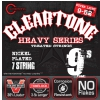 Cleartone Electric EMP Strings, Ultra Light
