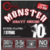 Cleartone Electric EMP Strings, Light
