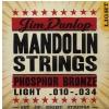 Dunlop Mandolin string Phosphor light 8 string