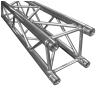 DuraTruss DT 34/3-100 straight element konstrukcji aluminiowej 100cm - rura ze śścianką 3mm