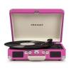 CROSLEY CR8005D-PI Cruiser Deluxe gramofon walizkowy, różowy