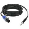 Klotz SC1-SP05SW pro speaker cable 2 x 1,5 mm² with speakON F and Neutrick jacks