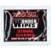 Ernie Ball 4249 guitar string cleaning cloth (20 pcs.)