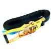 SHZ Clamping belt S800 ratchet 8m/50mm Black