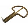 Schwartz jew′s harp size: 6, gold