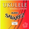 Savarez 140-R Alliance soprano/concert ukulele strings