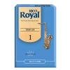 Rico Royal 1.0 plátok pre tenorový saxofón