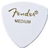 Fender White Pick Medium 346