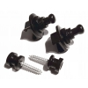 Jeremi SL-100B straplock, black (2 pcs)
