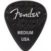 Fender Wavelength 351 Medium Black guitar pick