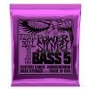 Ernie Ball 2821 NC 5′s Power Slinky Bass struny na basovú gitaru