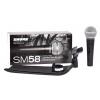 Shure SM 58 SE dynamický mikrofón