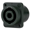 Neutrik NLJ2MD-V Combo Speakon/TS socket