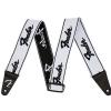 Fender Weighless Running Logo W/B