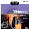 D′Addario EXP-13 acoustic guitar strings 11-52