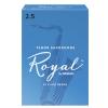 Rico Royal 2.5 plátok pre tenorový saxofón