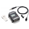 ZooM F1-LP Field Recorder and Lavalier Microphone Set