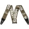 Fender Woodstock Strap Tie Dye