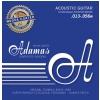 Adamas (664660) Phosphor Bronze Nuova powlekane struny do gitary akustycznej - Medium .013-.056