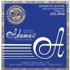 Adamas (664683) Phosphor Bronze Nuova powlekane struny do gitary akustycznej - Light .012-.053
