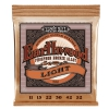 Ernie Ball 2148 Super Slinky Phosphor Bronze Acoustic Guitar Strings (11-52)