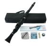 Nuvo NUCL120BBK Clarineo 2.0 clarinet, black