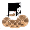 Meinl HCSB141620 HCS Bronze Complete Set 14HH, 16CR, 20RD