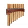 Gewa 700255 pan flute C-major, 8 pipes
