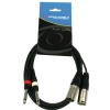 Accu Cable AC 2XM-2J6M/1,5