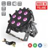 Flash Pro LED PAR 64 SLIM 7x10W RGBW 4w1 PRO MKII  [25°] LED light effect