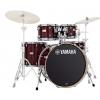 Yamaha Stage Custom Birch Power Fusion Cranberry Red drum set